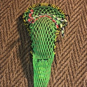 Men's lacrosse stick head